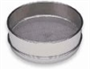 5366 W/9998 - Cole-Parmer Sieve with NIST-Traceable Calibration Report, SS Frame/SS Wire, 8