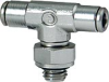 Brass Push-in Fittings - BSP/Metric Size -- 6432 4-M5 - Image