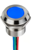 Panel Indicators, Pilot Lights -- 679-Q22Y5SZZRGB24ECA-ND -Image