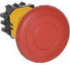 Switch,E-Stop,22mm,60mm Jumbo Mushroom Button,With Screw Terminals,1NO-1NC -- 70172755 - Image