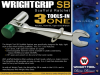 Wright Grip Scaffold Ratchet -- SB Series