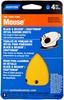 Norton MultiSand AO Multi-Grit Detail Iron Shape H&L Vacuum Sheet -- 07660702318 -Image