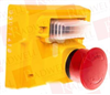 LOVATO 11SMX1740 ( ACTUATOR, W/ EMERGENCY STOP BUTTON, IP65, FOR SMX17 11 ENCLOSURE ) -Image