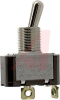 Switch, AC Rated, Toggle, 15A@125V, 10A@250V, SP, On-Off, Screw Terminals -- 70155723 - Image