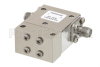 High Power Isolator With 18 dB Isolation From 4 GHz to 8 GHz, 50 Watts And SMA Female -- PE83IR1006 - Image