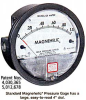 Series 2000 Magnehelic® Differential Pressure Gage - Image