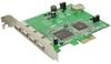 5-Port Hi-Speed USB 2.0 PCI Express (x1) Card -- PEU520