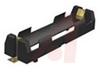 Lithium-Ion Battery Holder, 1 Cell, Plastic UL 94V-O, SMT -- 70182388