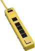 Power It! Safety Power Strip with 6 Outlets and 6-ft. Cord -- TLM626NS