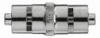 316 Stainless Steel fittings, male luer lock x male luer lock 41507-90 -- GO-41507-90 - Image