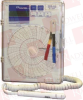 DELTATRAK 14606 ( (PRICE/UNIT) REPLACEMENT CHARTS -20 TO 50°F 7 DAYS, INCLUDES POWER SUPPLY, 1 BOX OF 60 CHARTS AND PENS (1 RED AND 1 BLUE) ) -Image