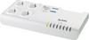 200 Mbps Powerline Ethernet Multiplug Center -- PLA491