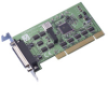 2-port RS-232 Low-Profile Universal PCI Communication Card with Isolation Protection -- PCI-1604UP-BE - Image