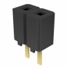 Rectangular Connectors - Headers, Receptacles, Female Sockets -- CES-102-02-G-S-ND