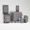 Non-Reversing, Mechanically Interlocked, Reversing, NEMA Rated and AC Operated Across the Line Contactor -- A50N2-30-11-34