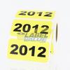 2012 Inventory Label -- LV-2012