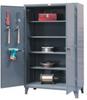 Pegboard Cabinet -- 56-PB-244