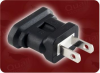 1-15P TO EURO 2 FEMALE ADAPTER -- 0511.B - Image