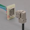 Wire to Wire Connectors -- DAC connector (W to W) - Image