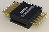 Micro SSO Series Strip Connectors - Dual Row Offset Flex Tail - Type FF