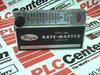 FLOW METER RATEMASTER 10-110CC/MIN WATER -- RMA33SSV