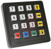 Access Control Keypads -- 8861673
