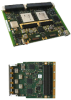 Xilinx Virtex-6 FPGA Front End Processing Board -- TIC-FEP-VPX6a