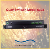 QuickSwitch Duplex Fiber Optic Switch -- Model 6323 -- View Larger Image