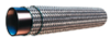 943B - 3,000 PSI, Stainless Steel Braided Hose -- 943B-8