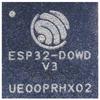 RF Transceiver ICs -- 1904-ESP32-D0WD-V3DKR-ND -- View Larger Image