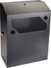 "24""D 6U Low-Profile Vertical Wallmount Cabinet Equipment -- RMT353A-R3 -- View Larger Image"