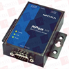 THE MOXA GROUP NPORT 5110 ( SERVER DEVICE, 1 PORT, 10/100M ETHERNET, RS-232, DB9 MALE, 15KV ESD, 12-48VDC ) -Image