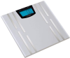 Ultra Slim health monitor Body Fat Water Muscle Mass Scale Item# YUSHM180S -- YUSHM180S