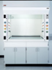 Thermo Scientific Hamilton Concept Bypass Fume Hoods with Vertical Frameless Sash -- sc-03-421-210