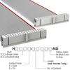 Rectangular Cable Assemblies -- H3CCH-3406G-ND -Image