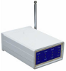 4 Zone Non-Supervised Wireless Receiver with One Alarm Output -- SWPBR-4-1 - Image