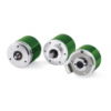 Rotary encoders // Absolute encoders (ROTACOD + ROTAMAG) // SSI and BiSS interface -- HM58 • HM58S • HMC58