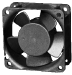 R6025Y05BPLB1-5 R-Series (High Current - High Airflow) 60 x 60 x 25 mm 5 V DC Fan -- R6025Y05BPLB1-5 -- View Larger Image