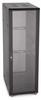 37U Server Rack, Glass Front/Vented Rear -- 1039-SF-03