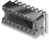 Horizontal Mounting DIP Socket with Bifurcated Contacts – Series 800 Vertisocket™