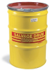 Quick-Style Open-Head UN Rated Steel Salvage Drum -- DRM846 -Image