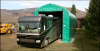 ShelterPort - Wide Extended Height Heavy Duty RV