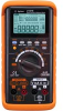 Orange Handheld Multi-function calibrator/meter -- 70180439 - Image