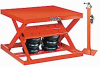 PRESTO Pneumatic Scissor Lift Tables -- 7229300