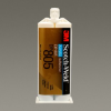 3M™ Scotch-Weld™ Acrylic Adhesive DP805 Light Yellow, 1.6 fl oz/47 mL, 12 per case -- 62328814355 - Image