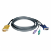 KVM Switches (Keyboard Video Mouse) - Cables -- P774-015-ND - Image