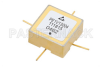 Surface Mount (SMT) Voltage Controlled Oscillator (VCO) 40 MHz to 80 MHz, Phase Noise of -137 dBc/Hz, 0.5 inch Hi-REL Hermetic -- PE1V13004 - Image