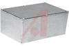 Enclosure;Diecast Aluminum;Natural Finish; 7.39L x 4.70W x 2.21H in -- 70148695