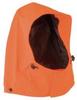 Hi-Vis Rain Hood,Orange -- 10U322