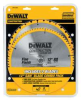 DEWALT 12 In. 80T and 12 In. 32T Saw Blade -- Model# DW3128P5